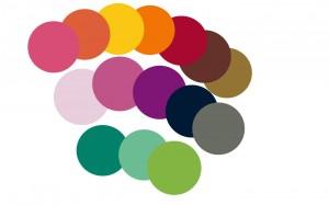 zaproszenia - kolory