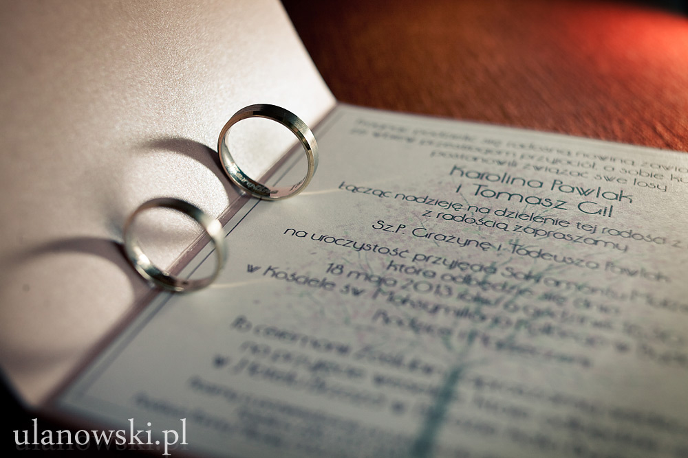 poligrafia ślubna