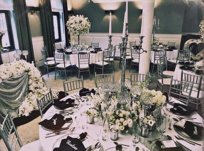 dekoracje wesele jak się zabezpieczyć